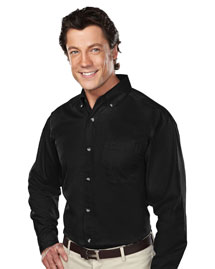 Tri-Mountain 770 Mens Stain Resistant Long Sleeve