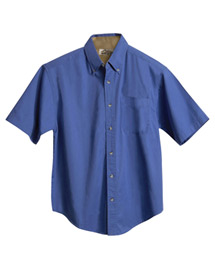 Tri-Mountain 788 Big and Tall Mens  Short Sleeve P