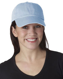 Solid Cotton Cap