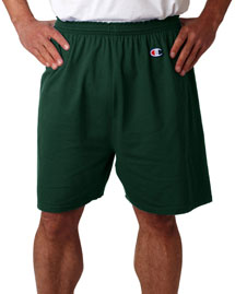 Champion 8187 6.3 oz. Cotton Jersey Shorts at bigntallapparel
