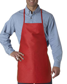 UltraClub 8200 Apron at bigntallapparel