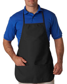 UltraClub 8201 Apron at bigntallapparel