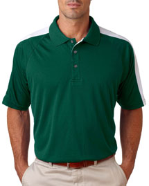 Shoulder Block Polo