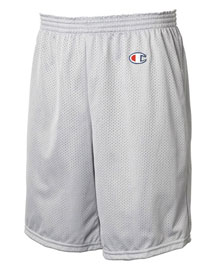 Champion 8731 Polyester Mesh Shorts at bigntallapparel