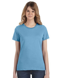 Ladies' Fashion Fit Ringspun T-Shirt