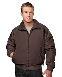 Mens Nylon 3 Season Jacket with Fleece Lining