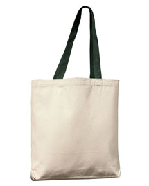 Ultraclub 8868 Canvas Tote at bigntallapparel