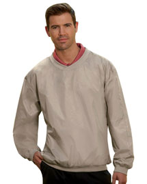 Ultraclub 8947 Nylon Windshirt at bigntallapparel