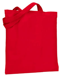UltraClub 9860 Recycled Cotton Canvs Bag at bigntallapparel