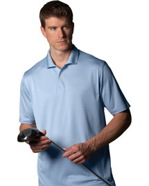 Men's ClimaCool® Textured Solid Polo