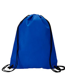 Ultraclub A136     Non-Woven Drawstring Pack  at bigntallapparel