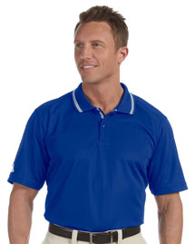 Adidas A14 Men's ClimaLite® Tech Athletic Polo at bigntallapparel