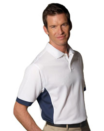Men's ClimaCool® Piqué Colorblock Polo