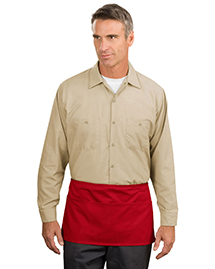 Port Authority Signature A515 Waist Apron With Pockets at bigntallapparel