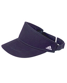Adidas A650 Performance Front-Hit Visor at bigntallapparel