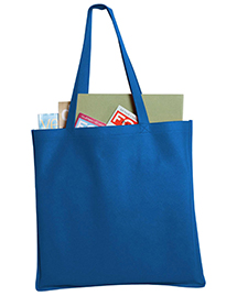 Port & Company B156 Polypropylene Tote.  at bigntallapparel
