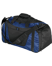 Port & Company BG1040 NEW ® - Two-Tone Small Duffel. . at bigntallapparel