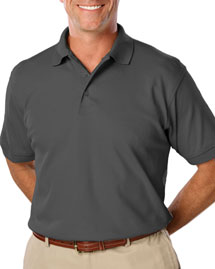 Blue Generation BLG7500 Mens Value Pique Polo at bigntallapparel