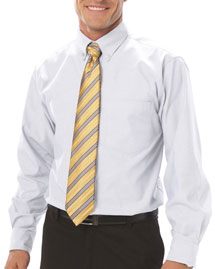 Blue Generation BLG8214 Mens Long Sleeve Oxford at bigntallapparel