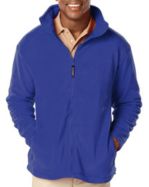 Blue Generation BLG9951 Mens Polar Fleece Jacket a