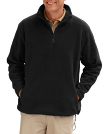 Blue Generation BLG9952 Mens Polar Fleece 1/2 Zip