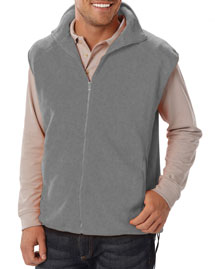Blue Generation BLG9953 Mens Polar Fleece Sleevele