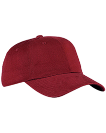 Port Authority BTU Mens Brushed Twill Cap at bignt