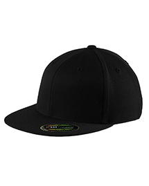 Port Authority C808   FlexfitFlat Bill Cap. at big
