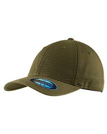 Port Authority C809   FlexfitGarment Washed Cap. a
