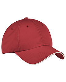 Port Authority Signature C838 Mens Dry Zone Cap at bigntallapparel