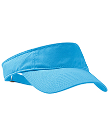 Port Authority Signature C840 Port Authority® - Fashion Visor.  at bigntallapparel
