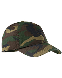 Port Authority C851 Mens Camouflage Cap at bigntallapparel