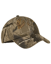 Port Authority C871 Mens Pro Camouflage Series Garment-Washed Cap at bigntallapparel