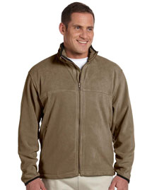 Mens Microfleece Full Zip Jacket
