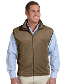 Chestnut Hill CH905 Mens Microfleece Vest at bignt