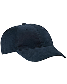 Mens Brushed Twill Low Profile Cap