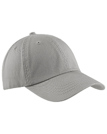 Mens Washed Twill Cap