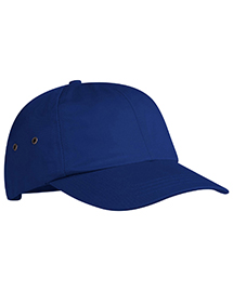 Mens Fashion Twill Cap with Metal Eyelets