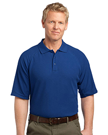 CornerStone CS414 Ezcotton™ Tactical Polo at bigntallapparel