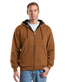 CornerStone CS620 Mens Heavy Weight Full Zip Hoodi