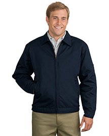 CornerStone CSJT22 Mens Slash Pocket Work Jacket at bigntallapparel