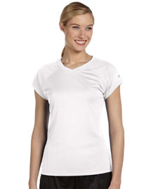 Champion CW23 Ladies' 4 oz. Double Dry® Performance T-Shirt at bigntallapparel