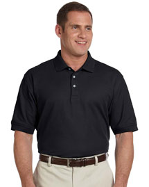 Mens Pima Pique Short Sleeve Polo