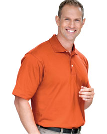 Mens Egyptian Cotton Jersey Polo