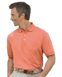 Mens Tanguis Cotton Pique Polo