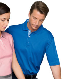 Devon & Jones D360 Mens Malvern Jersey Solid Polo