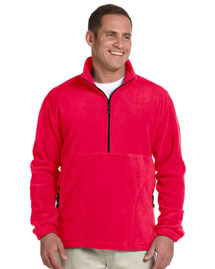 Devon & Jones D775 Mens Wintercept Fleece Quarter-
