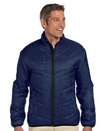 Devon & Jones D797 Men's Insulated Tech-Shell™ Reliant Jacket at bigntallapparel