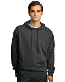 Mens Pigment Dyed Pullover ...