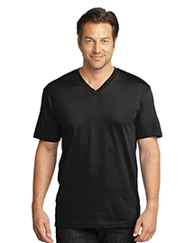 Mens Perfect Weight V Neck Tee
